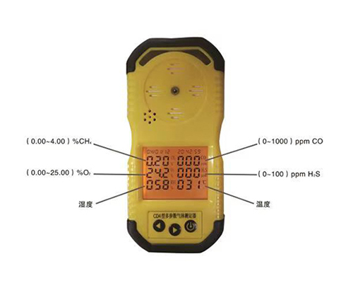 CD4(A)多參數氣體測定器